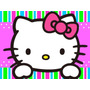 Kit Imprimible Hello Kitty Candy Bar Tarjetas Y Mas 1