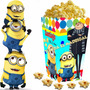 Kit Imprimible Minions Mi Villano Favorito Candy Bar 2x1