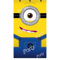 Kit Imprimible Minions Mi Villano Favorito Candy Bar