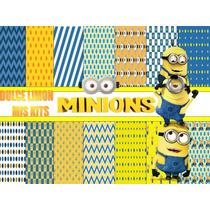 Kit Fondos Mas Imagenes Minions!!!!