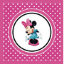 Kit Imprimible Minnie Disney Candy Bar Invitaciones Deco