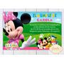 Kit Imprimible Minnie Y Amigos La Casa De Mickey Mouse Candy