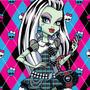 Candy Bar Monster High Kit Imprimible Etiquetas Golosinas