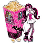 Kit Imprimible Monster High Invitaciones Candy Bar Y Mas !!