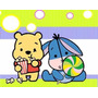 Kit Imprimible Candy Bar Winnie Pooh Bebe Golosinas Y Mas