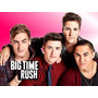 Kit Imprimible Candy Bar Big Time Rush Golosinas Y Mas