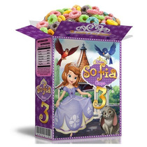 Kit Imprimible Princesa Sofia Powerpoint 100% Editable 2x1