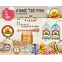 Kit Imprimible Winnie Pooh - Primer Añito - Baby Shower