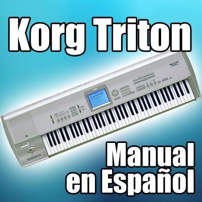 korg triton extreme manual