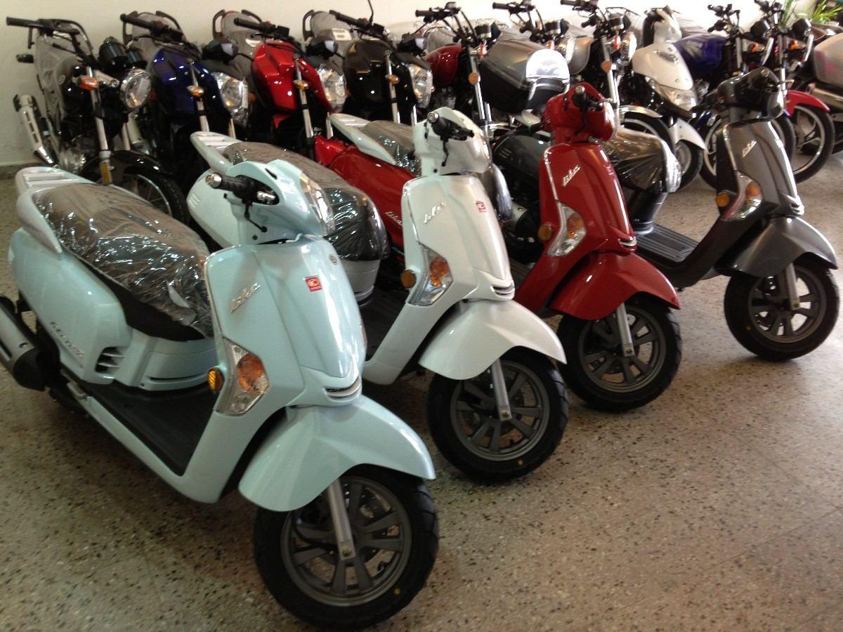 la mejor scooter de 125: