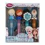 Set 4 Brillos Labiales Frozen Original Disney Store