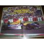 Poster Alain Prost Campeon 1993 Formula 1 Renault (033)