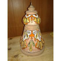 Lámpara Colgante De Ceramica Cocida Retro Vintage