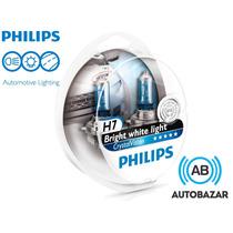 Lámparas Philips H7 Crystal Vision Ultra X 2 Un.+ 2 Pos.