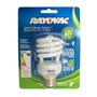 Lámpara Bajo Consumo Espiral 15w Rayovac Equivale 60w