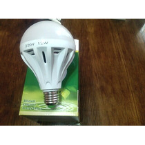 5 Lamparas Led 12 W Equivale A 120 W