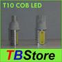 T10 Cob Led 130lm 6500k Color Xenon. Hermoso Diseño