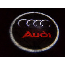 Luces Led Logo Cortesia De Descenso Audi