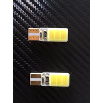 Lampara T10 De 6 Led Posicion Cambus Tecnología Cob