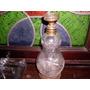 Perfumero De Cristal Hecho Lámpara Sin Instalacíon