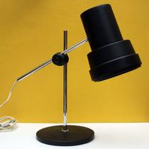 Gran Lámpara De Mesa Estilo Bauhaus