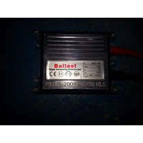 Balastro Xenon / Bixenon 12v 35watt Slim.