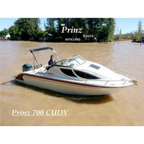 Prinz 700 Cuddy El Mas Espacioso Y Confortable