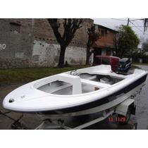 Lancha Pescadelta 425 Olympic Marine 2015 Nuevo Sin Motor