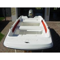 Bote Lagunero Pescador Amarinta 330 2015 Nuevo Sin Motor