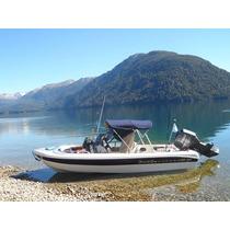 Lancha Bahamas Pescadora 440 Con Mercury 60 Elpto Okm!!