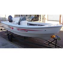 Trakker 520 Pescador Con Yamaha 40hp Eléctrico - Renosto