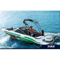 Lancha Classer 206 Con Motor Evinrude E-tec 135 Hp