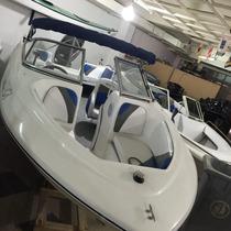 Liquido Lancha Virgin Marine 528 Con Mercury 75 Hp 2 T ,2015