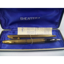 Sheaffer X2 Bolígrafo Y Lapicera International Labrado Usa