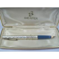 Sheaffer Lapicera 58 Plata Oro Pluma Oro14kt