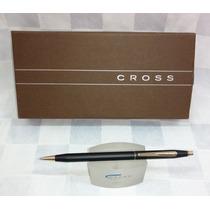 Boligrafo Cross Century Original Mate Y Oro Liniers / Flores
