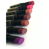 Color Lock Labial Matte Larga Duración Bh Original