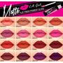 L.a. Girl Labial Líquido Matte Pigment Gloss