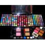 Maquillaje Paleta Profesional 196 Colores-sombra-labial-rubo