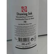 Tinta Para Dibujo Darwing Ink De Talens X 490ml
