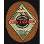 Etiqueta Cerveceria Cerveza San Carlos Munich 330cm3 Cordoba