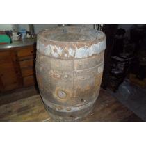 Muy¡ Antiguo¡ Barril De Cerveza¡ Quilmes¡ Ideal Decoracion¡