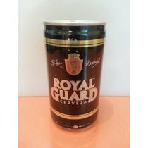 Lata Llena Cerveza Royal Guard Chilena 350 Ml Mercadopago