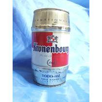 Barril Vacio Cerveza Kronenbourg 1604 - 1 Litro