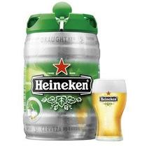 Barril De Cerveza Heineken X 5 Litros Importada!!!