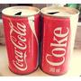 Lata Original Coca - Cola De Las Primeras Chapa