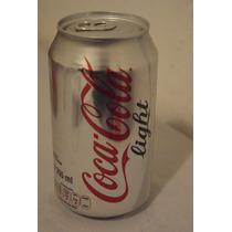 Lata Coca Cola Light Mexico