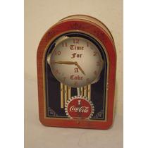 Lata Coca Cola En Forma De Reloj. Eeuu