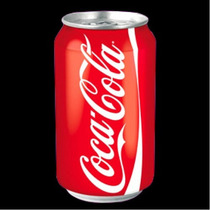 Lata Coca Cola Pack X 24 Unidades