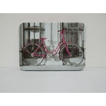 Lata De Metal Figura Bicicleta Para Guardar Galletitas!!!!!